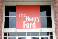 Henry Ford Museum in Dearborn, Michigan, USA